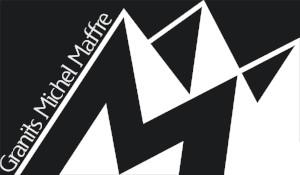 Logo Granits Michel Maffre foncé