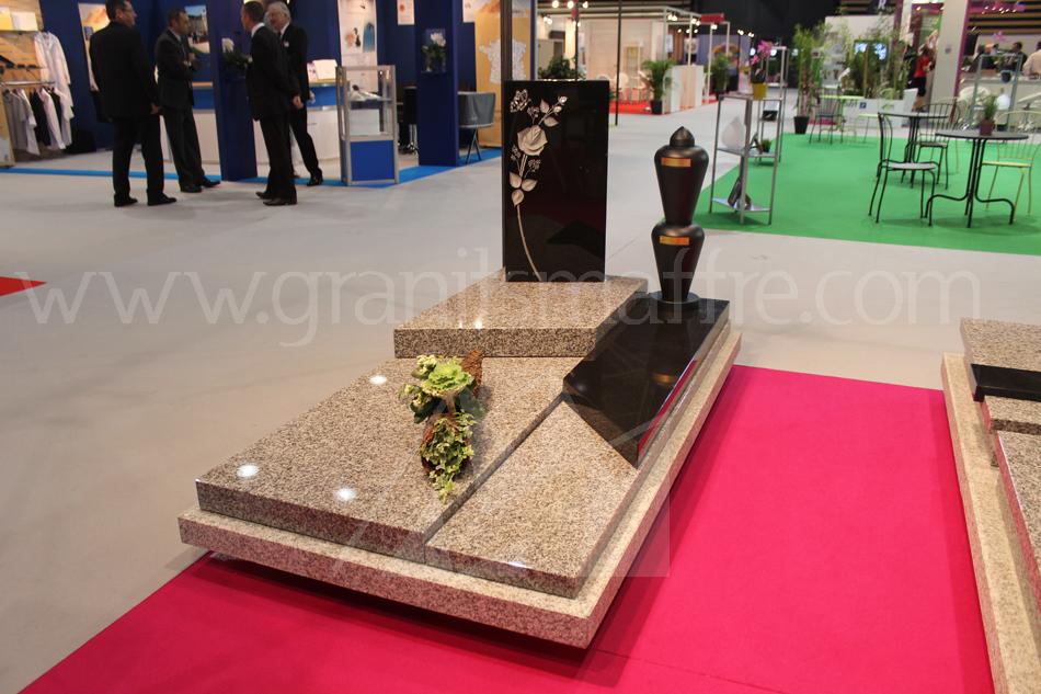 eden monument funeraire orné de SWAROVSKI® ELEMENTS