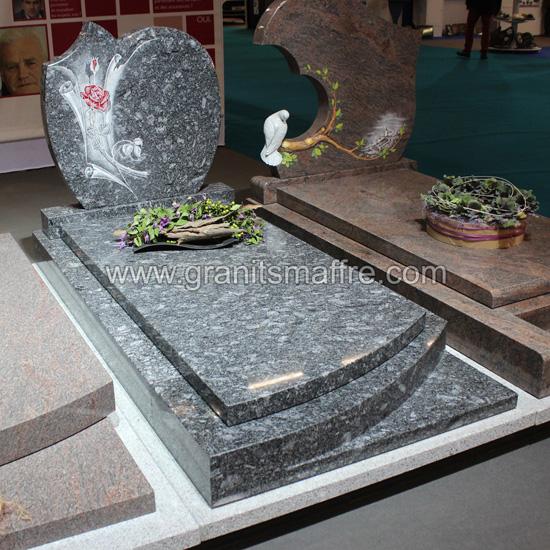 monument funeraire azul noche