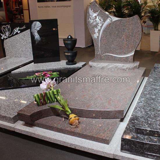 granit Lilas Gérais
