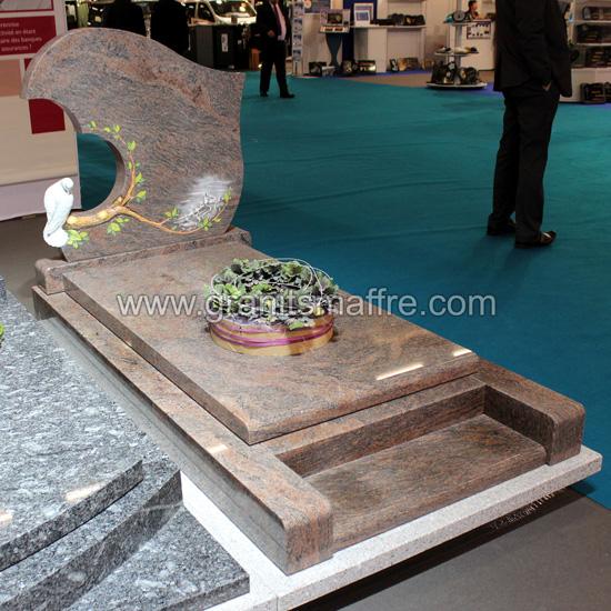 monument funéraire en granit corcovado